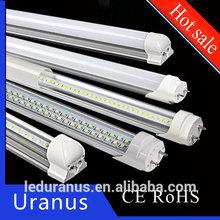 China Manufacturer energy saving led tube light, supply sensor t8 led tube light