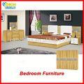 chine usine mdf chambre ensemble de meubles