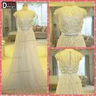 Luxury Heavy Beaded Long Length Real Sample Elie Saab Evening Dress Online Shopping 2014