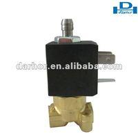 coffee machine hot water solenoid valve