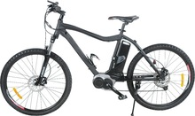 250W Middle Motor Electric Bikes/Electric bicycle ,EN15194 ,TUV Certificate