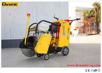 Good performance concrete cutter machine