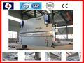 de alta calidad de freno hidráulico de prensa wc67y hidráulica del cnc de la máquina de flexión