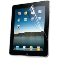 HOT! Crystal Clear LCD Screen Guard Screen Protector for iPad 2/3 the new ipad KPT012