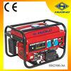2 kw generator gasoline honda 5.5hp with electric start stroke gasoline engine