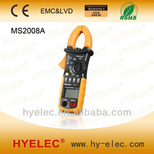 MS2008A AC/DC MINI Autorange Digital Clamp Meter