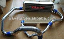 Front mount Intercooler kits for SUBARU IMPREZA WRX STI 01-06