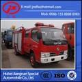 Dongfeng dfac tanque de agua de extinción de incendios de camiones 2000l( jdf5050gxfsg10/x la bomba contra incendios de camiones)
