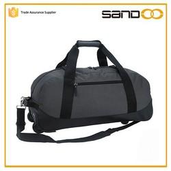 FLA audit cheap travel trolley bag, travel trolley luggage bag