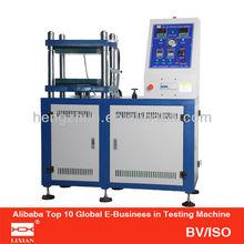 Laboratory Vulcanizing Machine of Rubber, Plastics, Composites and Laminating: 15~150 Ton Capacit