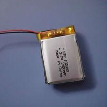 103040 3.7v 1200mah lead scrap battery