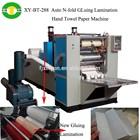 Automatic Z fold hand towel paper machine