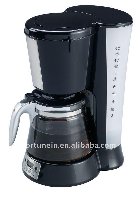 1.5L drip coffee maker
