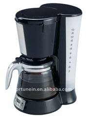 1.5L drip coffee maker