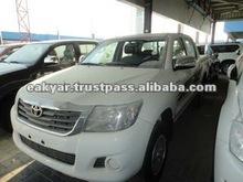 Tax Free 4x4 PickUp Truck Japanese Cars