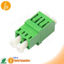 APC LC Duplex Fiber Adapter HM-LCAPC02
