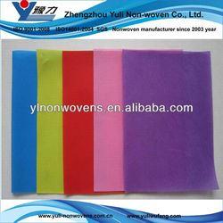 Manufacturer eco-friendly polyester fiber felt needle felt