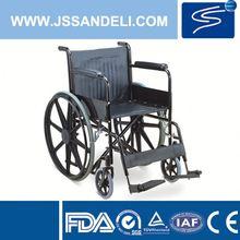 wheelchair shock