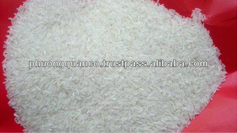 Good Vietnamese Long Grain White Rice 10% broken-Mr. Alan Hieu