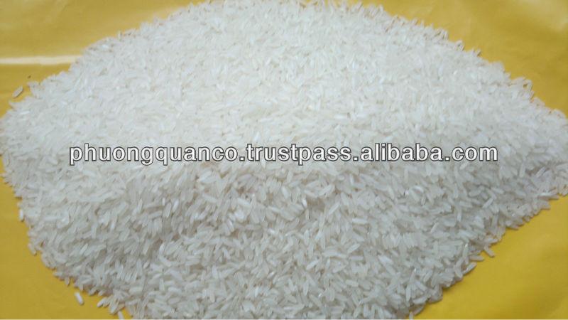 Vietnamese Long Grain White Rice 15% broken-Mr. Alan Hieu