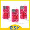2014 hot sale series bulk custom block set silicone mobile phone case,eco-friendly,cell phone case
