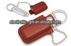 hoho new usb flash memory leather usb flash drive usb flash drive 500gb supplier made in china
