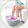 Limpiador iónica balneario del pie del detox, máquina de desintoxicación de la fabricación