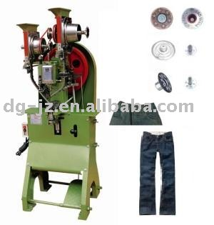 Jeans Button Attaching Machine (JZ-989N)