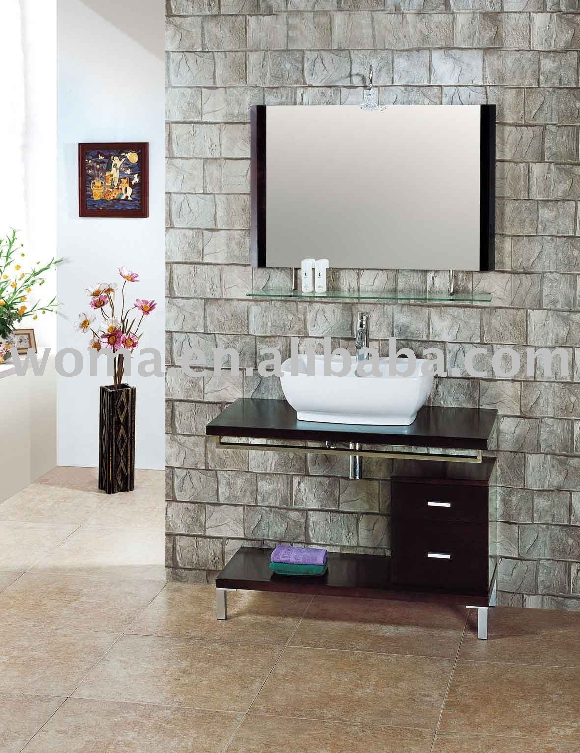 balcão da pia armário de banheiro 2108 Penteadeiras para banheiro  #5F493F 1181x1532 Armario Banheiro Com Pia