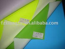 EN471 Fluorescent yellow fabric for waterproof garment