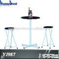 bistro mesa e cadeiras