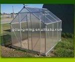 Vivero de efecto invernadero de policarbonato( pc) hoja sólida para granja