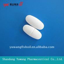 Calcium+ vitamin D tablet
