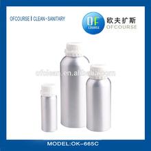 bottled of perfume oil, fragrance oil ,essential oil