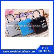 Mini design 3 Dial Combination Lock
