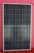 High watt 195W High Efficiency Poly Solar Panel