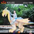 animatronic moving dragon model animal rides