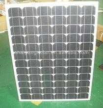 160W Mono Photovoltaic(PV) solar module with CE ISO