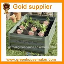 2014 new design easy DIY garden bed, cold frame, flower rack, steel shelf