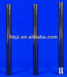 fiber carbon pylon for prosthetic
