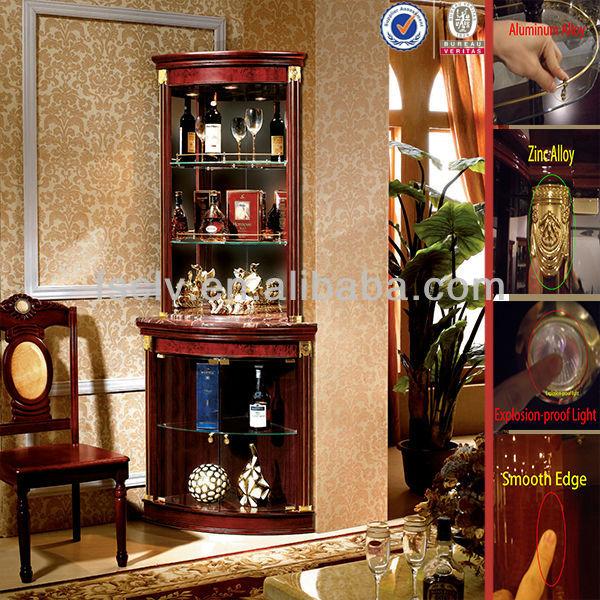 corner bar antique wooden cabinet furniture
