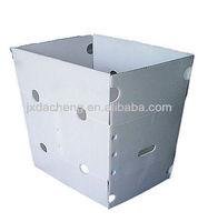polypropylene pp plastic fruit storage bin