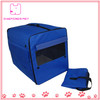 Folding Dog Tent Portable Pet Fabric Dog House