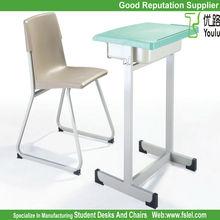 modern plastic ergonomic desk for kids for school