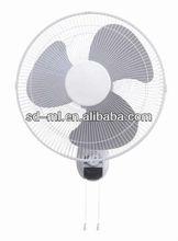 16'' wall fan/quiet wall fan