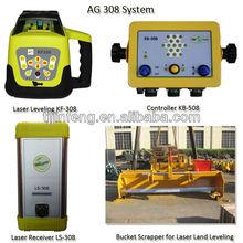 Laser Land Leveller AG308