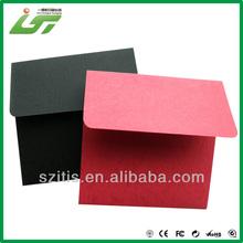 square craft paper envelope
