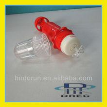 1.5V handheld Single flash LED fishing waterproof lamp