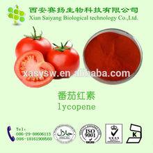 Tomato Extract plant extract Lycopene 5%~98%
