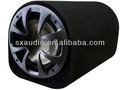 10 polegadas active subwoofer carro